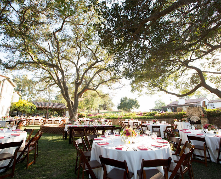 A Quail Ranch Wedding A Historic California Ranch